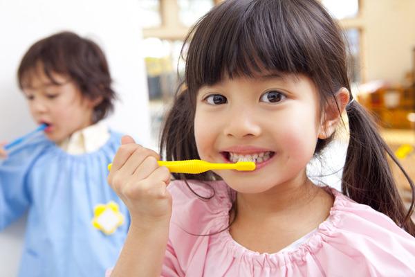 お子さんのためのむし歯対策